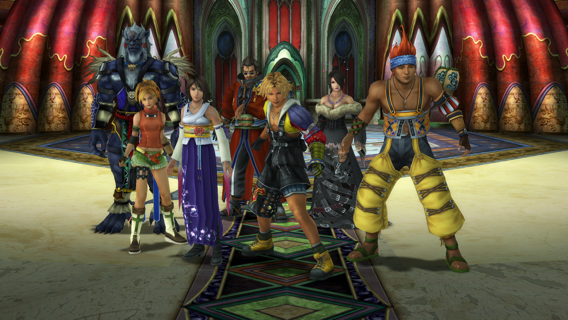 final-fantasy-x-hd-group