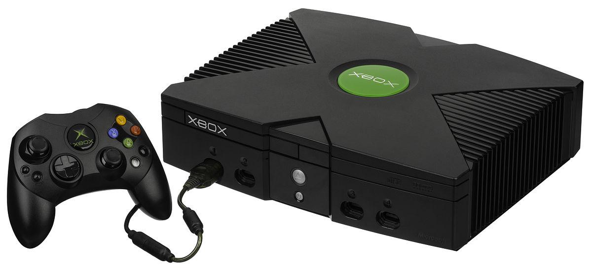 Xbox-console